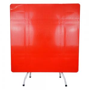 Plastic Square Table, Code: 9303L