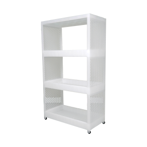 4 Tiers Utility Rack with wheels Code: CL332