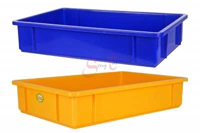 Industrial Stackable Container, Code: ID4623