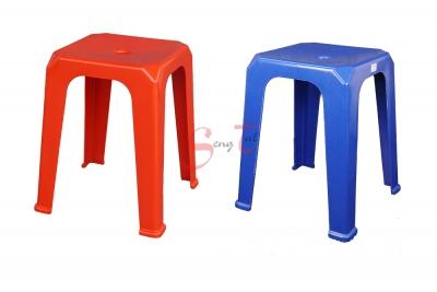 Plastic Stool (Code: 8599)