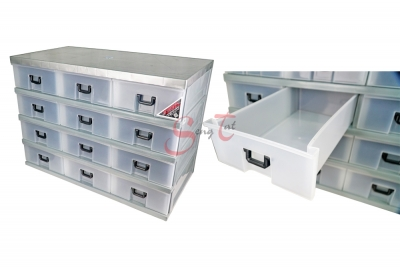 12 Drawers Storage Cabinet, Code: 921-4