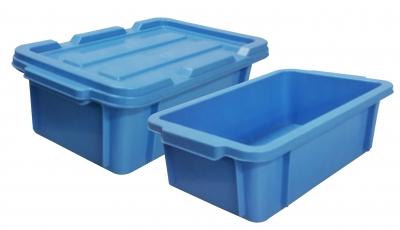 Plastic container, code : CL 251-321