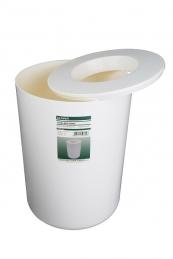 Round Trash Bin, Code: CL351