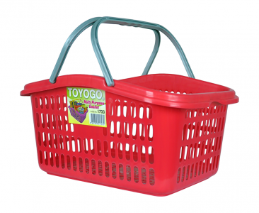 Carrier & Shopping Basket, Code: 1723