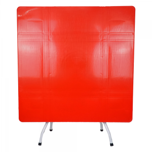Plastic Square Table, Code: 9303L