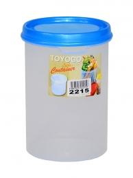 Round Container, Code: 2215