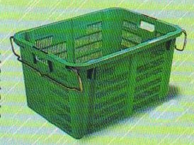 Vegetable and Fruit Crate, Code: ID100
