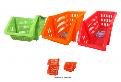 Stackable Open Basket (74 Series)