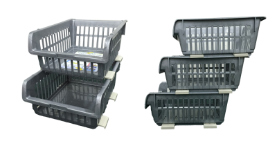 Stackable Open Pull Basket (84 series)