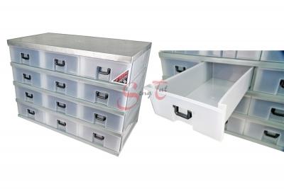 12 Drawers Storage Cabinet, Code: 921-4