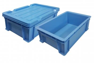 Plastic container, code : CL 259-431