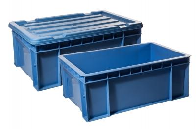 Plastic container, code : CL 263-532