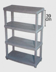 Plastic Shelf, Code: 892-4