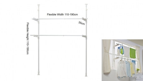 Window clothes hanger, code: SMW3190NR