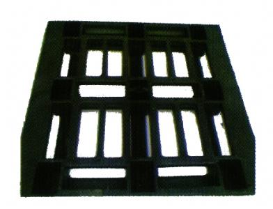 Plastic Pallet Code: STP-8