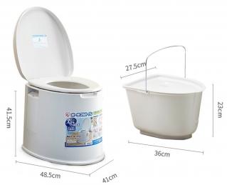 Portable toilet, code: STP3420V