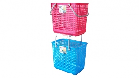 Rolling Laundry Basket (Code: 9699)