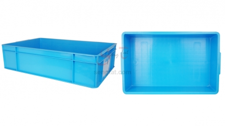Industrial Stackable Container, Code: ID4713 (105TM105) 9105