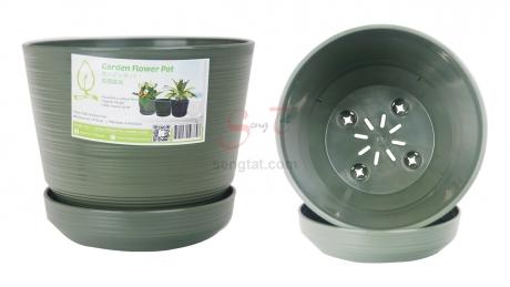 Small Desktop Flower Pot (Code: STB155)